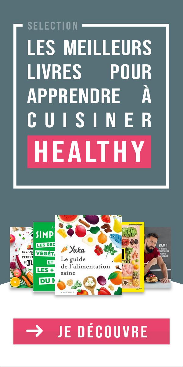 les meilleurs livres de cuisine