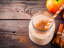 Smoothie Pomme Cannelle